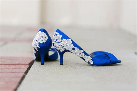 Blaue Schuhe Hochzeit by Hochzeit Schuhe Royalblau Hochzeitsschuhe Blaue Hochzeits