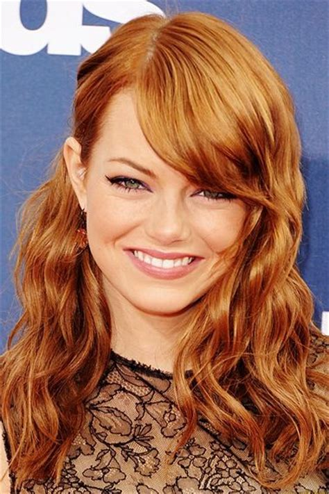 Emma Stone Ginger | emma stone ginger red hair ginger power pinterest