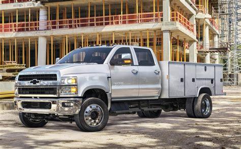 2019 Chevrolet Heavy Duty Trucks by Official 2019 Chevrolet Silverado Heavy Duty 4500hd