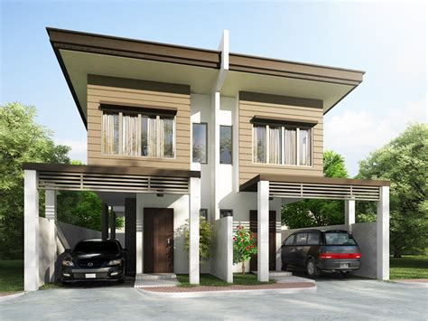 two story house plans series php 2014012 pinoy house duplex house plans series php 2014006 pinoy house plans