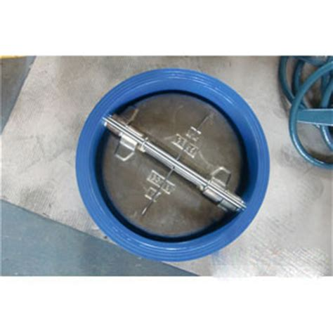 5 Wafer Check Valve Cast Iron Pn 16 wafer type butterfly check valve dn350 pn10 cast iron