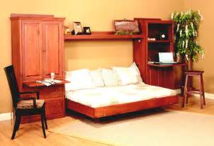 Cool Sofa Bed Cool Horizontal Wall Bed Designs Decofurnish