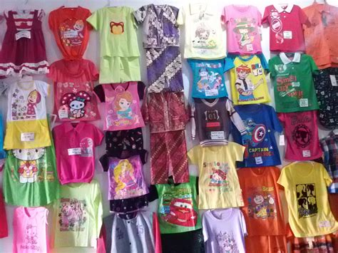 Baju Anak Grosir Murah Bisnis Obral Baju Murah Deltagrosircom The Knownledge