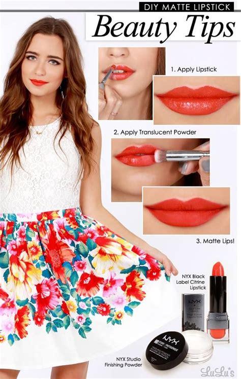 Diy Matte Lipstick By Boon Diy Matte Lipstick Beautify Skin Care