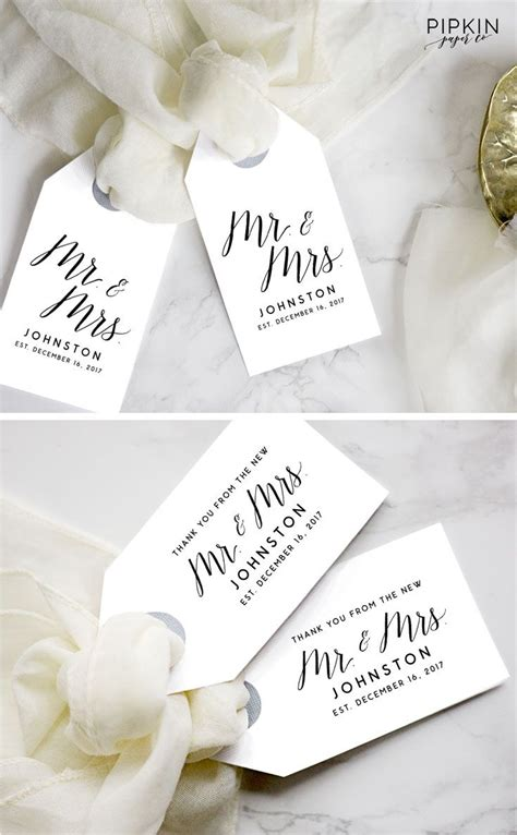 printable labels wedding favors printable wedding favor tags that match your invitations