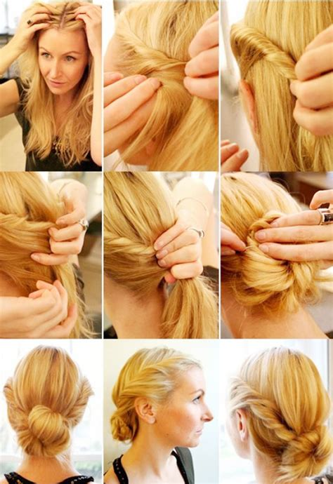 step by step new hairstyles ponytails step by step hairstylegalleries com