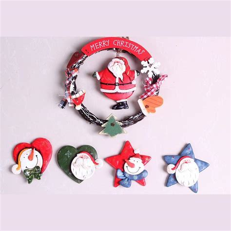 popular magnetic christmas decorations buy cheap magnetic