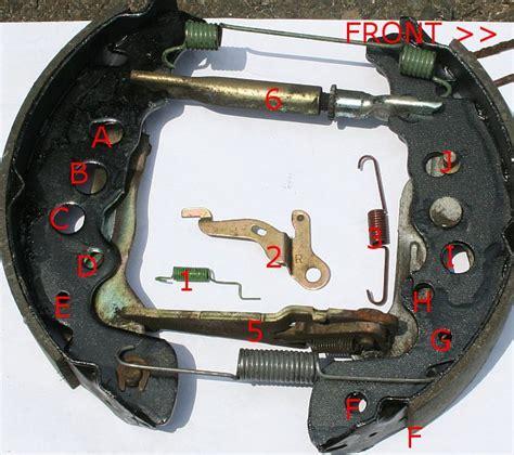 2002 chevy tracker rear brake diagram rear brake question suzuki forums suzuki forum site