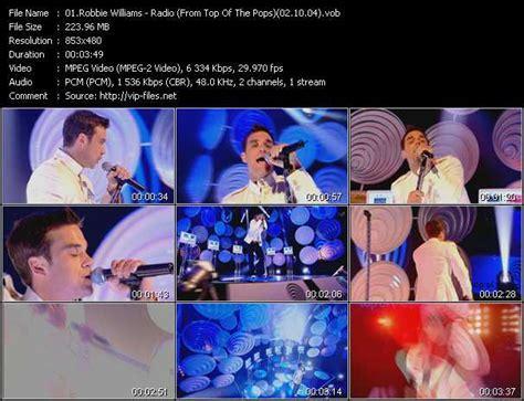 Cd Robbie Williams Album Care hq vobs pavarotti robbie williams mud connor chromeo