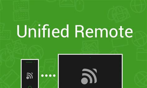 unified remote server apk unified remote v3 9 0 apk controle seu pc pelo celular