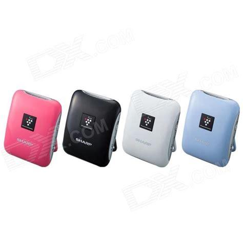 Sharp Plasmacluster Air Purifier Anti Nyamuk genuine sharp plasmacluster mobile air ionizer ig dm1s