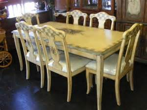 Ebay Painted Dining Table And Chairs Pin By Teresa Babiracki On Painted Furniture