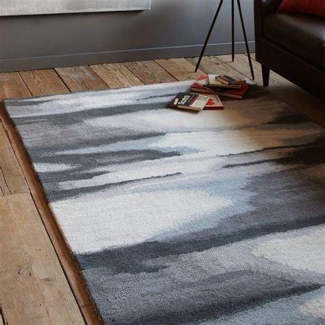 west elm rug pad faded ikat rug west elm