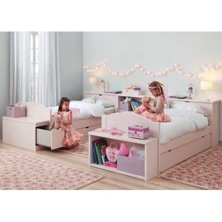 Chambre 2 Lits by Chambre 2 Enfants Avec Lits Et Rangements Haut De