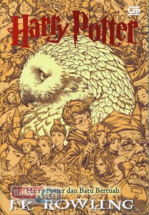Harry Potter Dan Batu Bertuah Cover New Cover Edisi Indonesia 1 Bukukita Harry Potter Dan Batu Bertuah Cover Baru