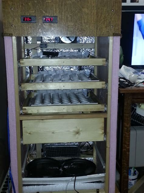 Backyard Chickens Incubator Home Made Cabinet Incubator Page 3