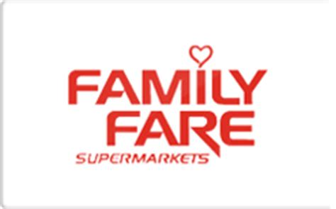 Discount Grocery Gift Cards - sell family fare grocery gift cards raise