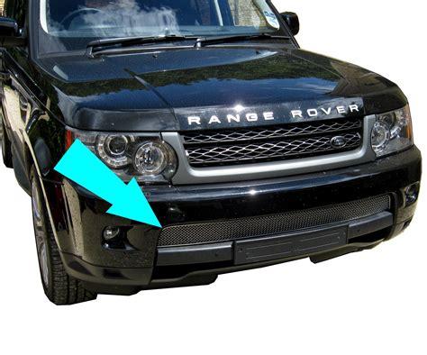 chrome range rover chrome front bumper mesh grille for range rover sport 2010