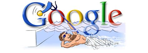 doodle swimming 2004 olympic swimming