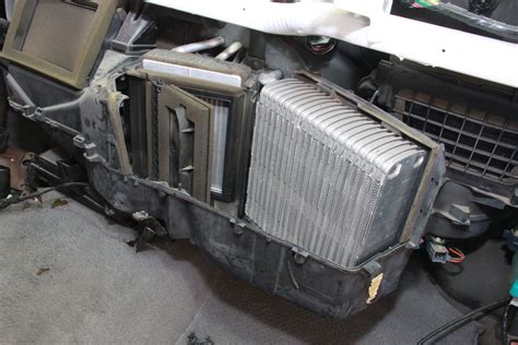 1998 ford f150 heater core diagram 97 03 ford f 150 heater core replacement photo image
