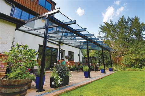 glass veranda uk glass veranda by verandas uk