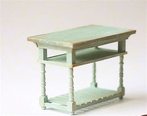 dollhouse table 17 best images about mini furniture tutorials on