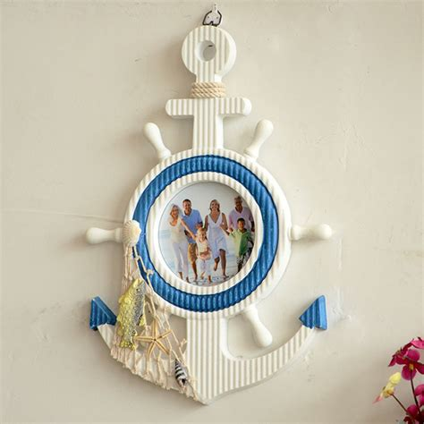 Wooden Nautical Decor by Wooden Anchor Mediterraneo Vintage Wall Nautical Home