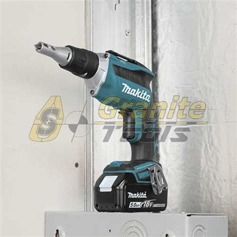 Bor Makita Cordless Makita 18v Cordless Drywall Screwdriver Kit Xsf03t Usa