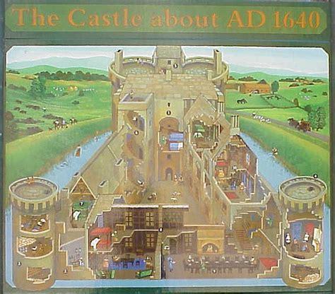 Build Your Own Floor Plans Caerlaverock Castle