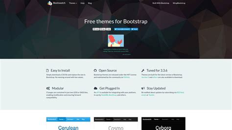 bootstrap themes paper the 15 best material design frameworks and libraries