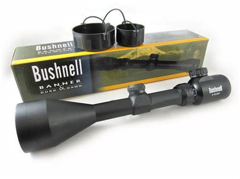 Telescope Buhsnell 3 9x40egc parts accessories bushnell banner dusk 3 9x40eg green illuminated scope