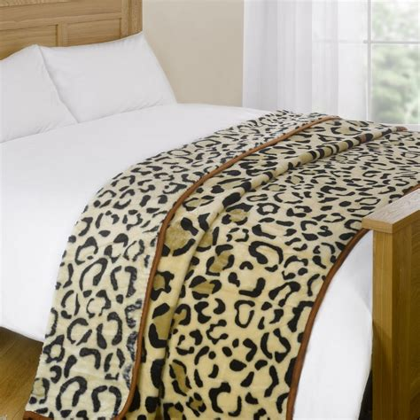 animal print sofa bed animal print faux fur large mink throw soft warm luxury
