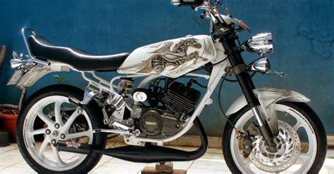 Modif Rx King Terbaru 2014 by Gambar Modifikasi Yamaha Rx King Airbrush Style Terbaru 2014