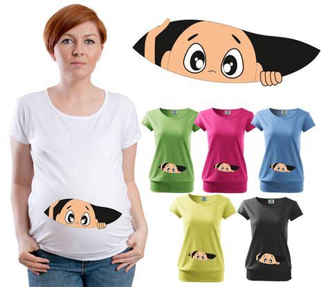 Baju Unik Karakter Lucu Maternity T Shirt Juni Shop desain kaos unik ini khusus untuk ibu jadi ingin