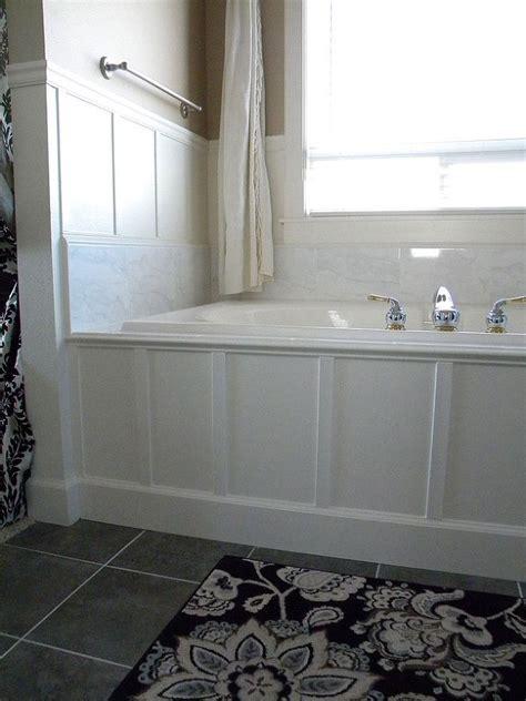 beadboard around bathtub best 25 tile tub surround ideas on pinterest how to