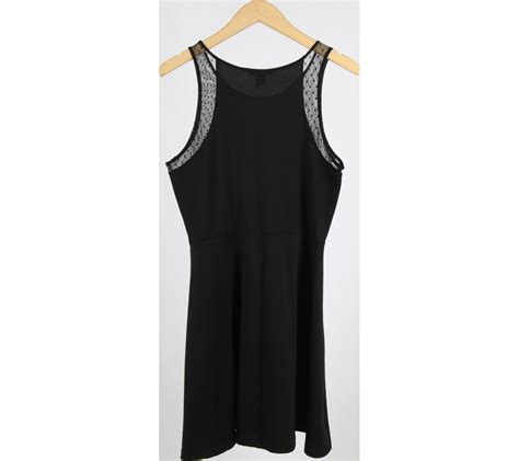 Mini Dress H M h m black mini dress