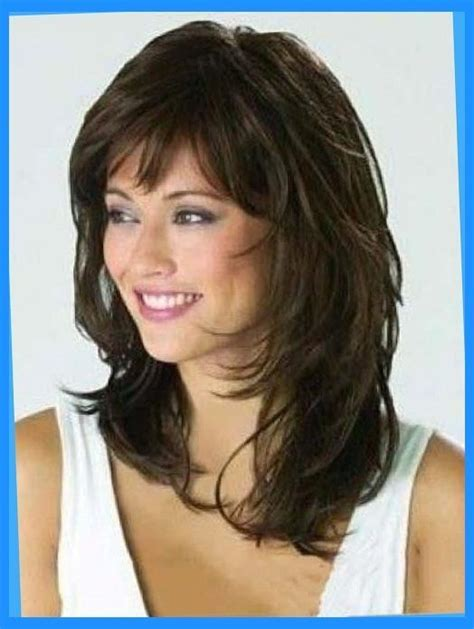 layers with bangs hairstyles 1970 pictures 56 best hair cuts images on pinterest hair dos haircut