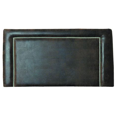 faux leather headboard king ranger faux leather headboard king