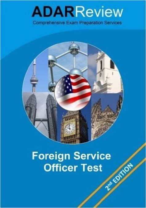 fsot study guide review test prep practice test questions for the written assessment on the foreign service officer test books fsot study guide