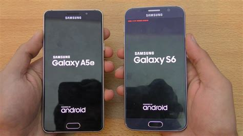 Harga Samsung Note A6 comparativa samsung galaxy s6 edge vs samsung galaxy a5 2017