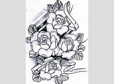 Free Rose With Ribbons Drawings, Download Free Clip Art ... Easy Drawings Of Hearts With Ribbons