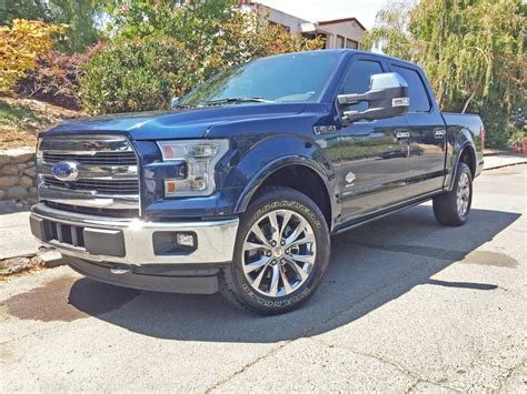 king cab ford f150 my test 2017 ford f 150 king ranch 4x4 supercrew cab s