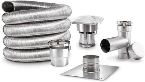 Chimney Liner Kit - chimney liner kits for wood gas pellet and coal