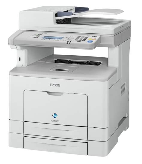 Printer Laser Epson epson workforce al mx300dtn mono mfp laser printer printers at ebuyer