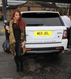 registering a new car former towie childs shows customised