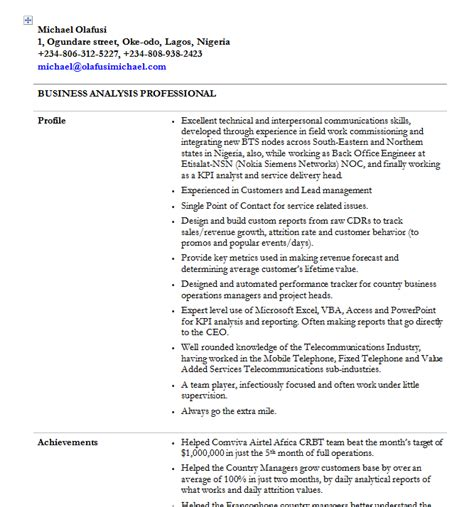 resume format date of birth cv resume cv resume date of birth
