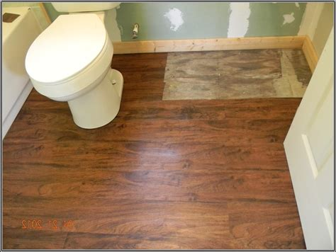 vinyl plank in bathroom fresh wood effect vinyl flooring bathroom 15958