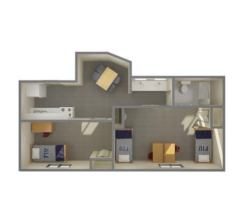 Tiny Apartment Living university apartments campus services student affairs