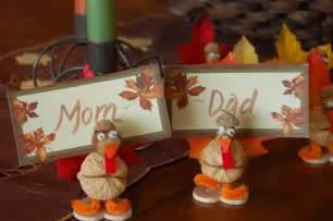 thanksgiving kid friendly craft for turkey place card holdersmom it forward