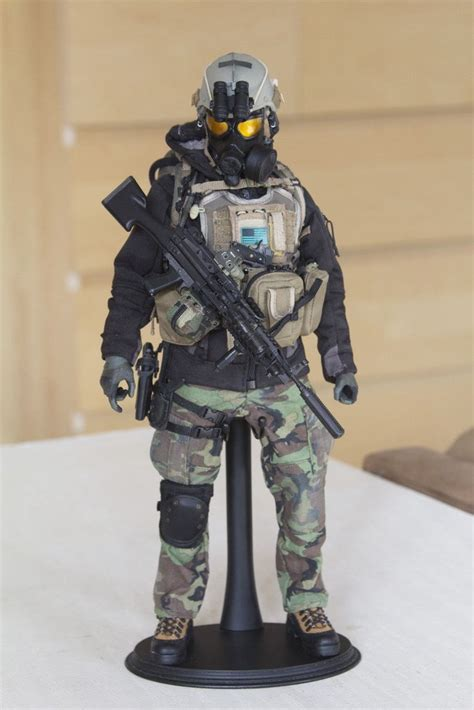 1 6 Army Shorts Untuk Toys Hottoys 1 6 toys soldier story b w custom special operations